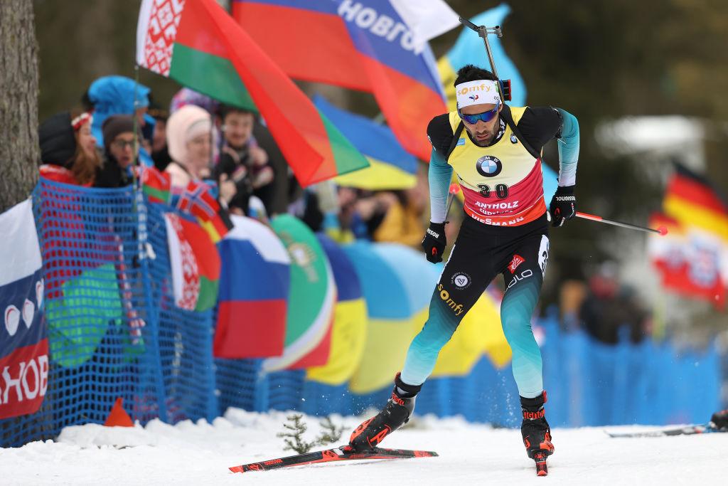 Martin Fourcade è campione mondiale dell'Individuale