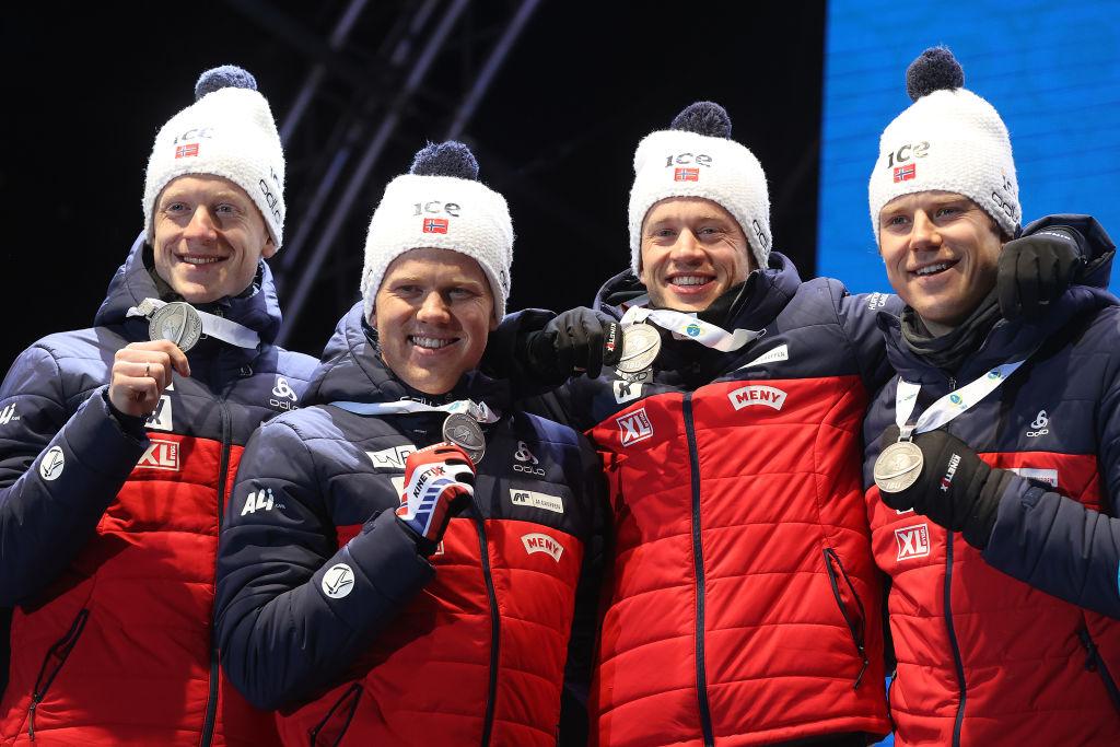 La Norvegia domina la Staffetta Maschile di Nove Mesto; sesta l'Italia di Giacomel e Bionaz