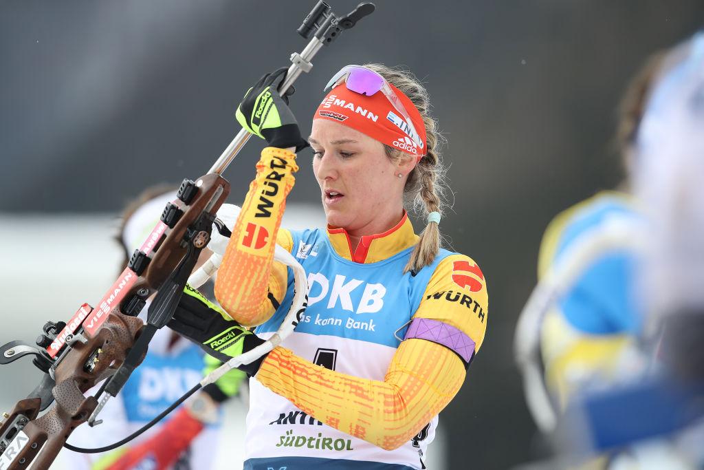 Denise Herrmann domina la Sprint di Nove Mesto. Vittozzi settima, scarto per Wierer