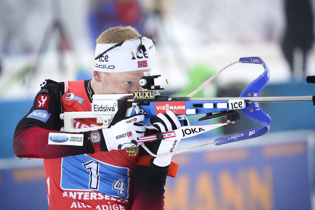 Biathlon: Johannes Boe vince la Mass Start a Anterselva, Hofer quindicesimo