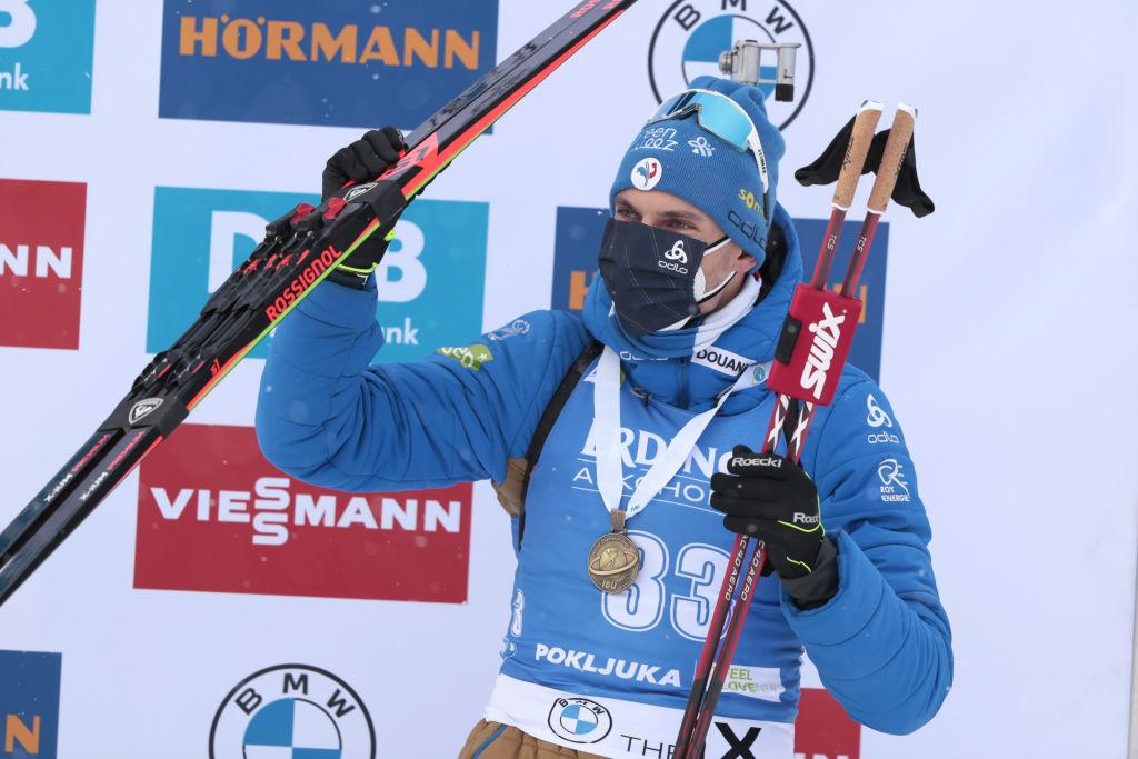 Mondiali Biathlon: trionfo di Jacquelin nell'Inseguimento, Lukas Hofer è quindicesimo