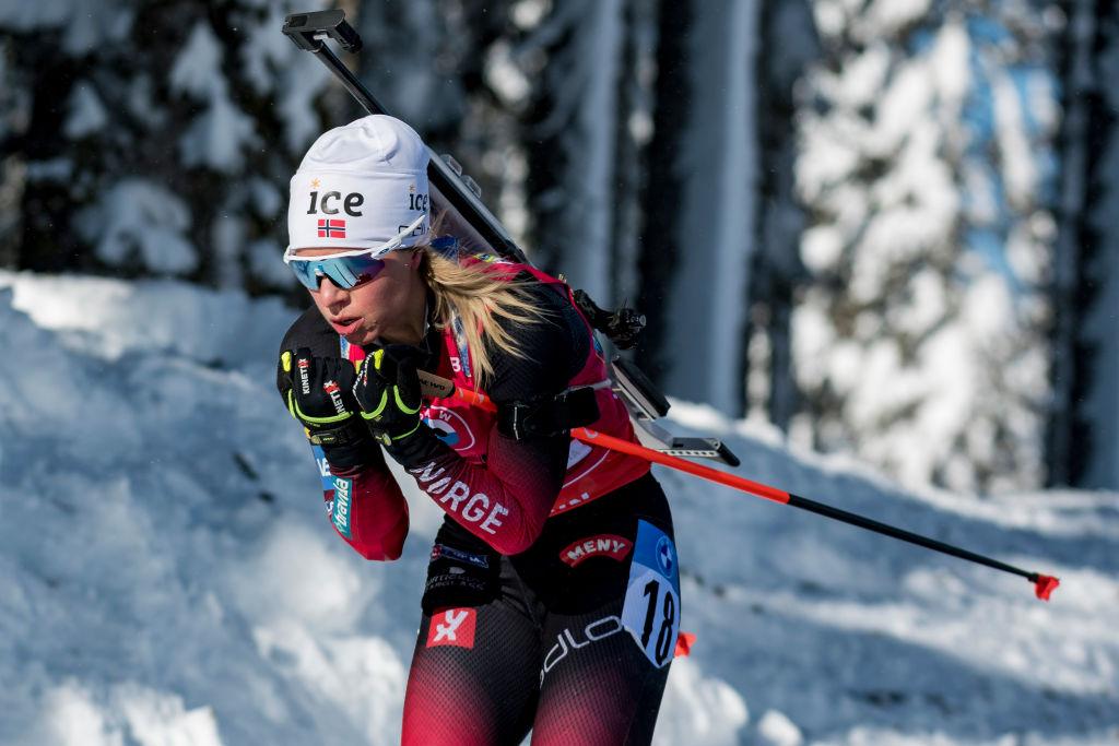 Mondiali Biathlon: Doppietta di Eckhoff nell'Inseguimento, Wierer quarta a 15 secondi dal podio