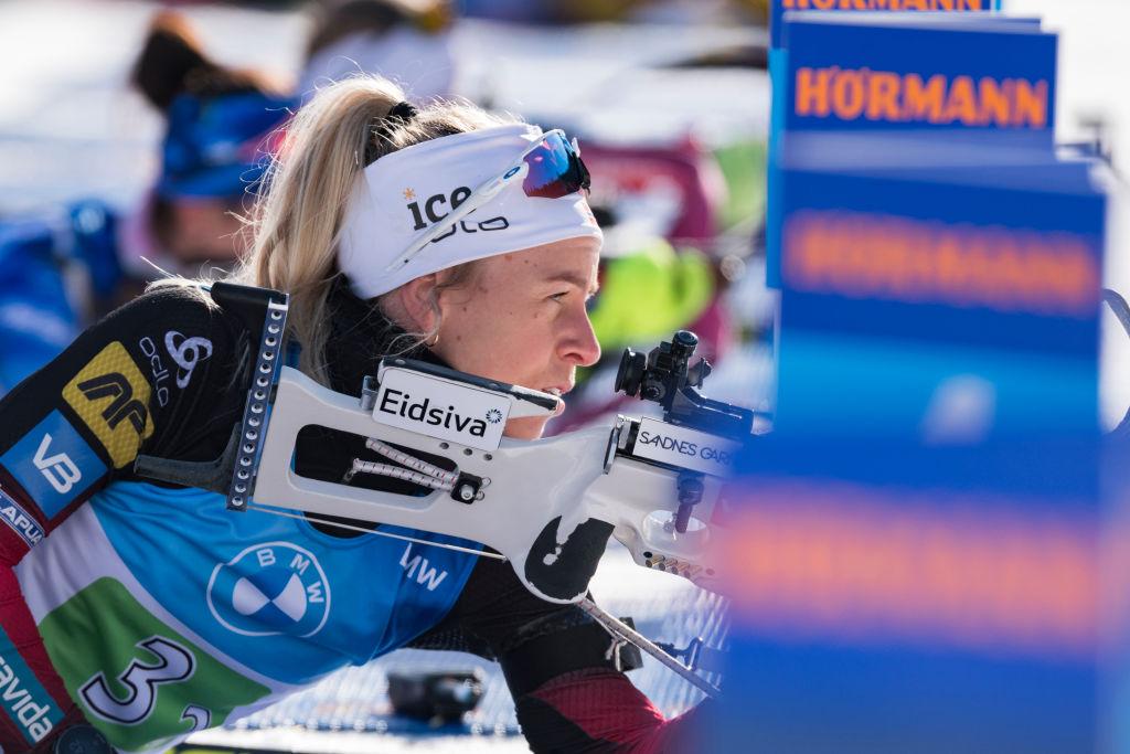 Biathlon: strapotere Eckhoff nell'Inseguimento di Nove Mesto, Wierer quinta