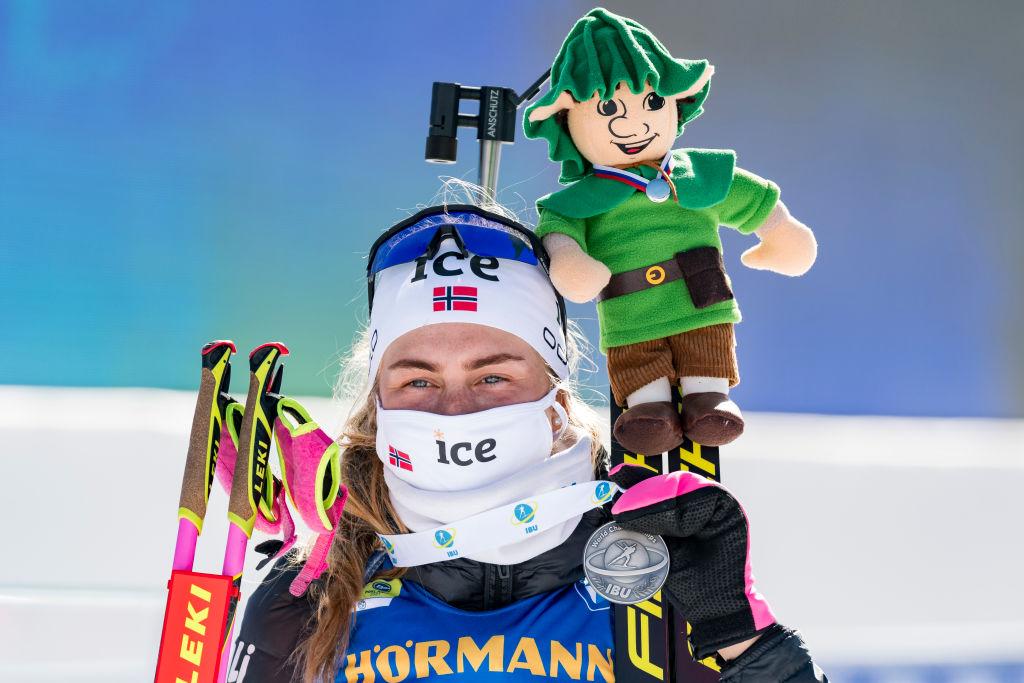 Biathlon: la lotteria della Mass Start premia la norvegese Tandrevold.