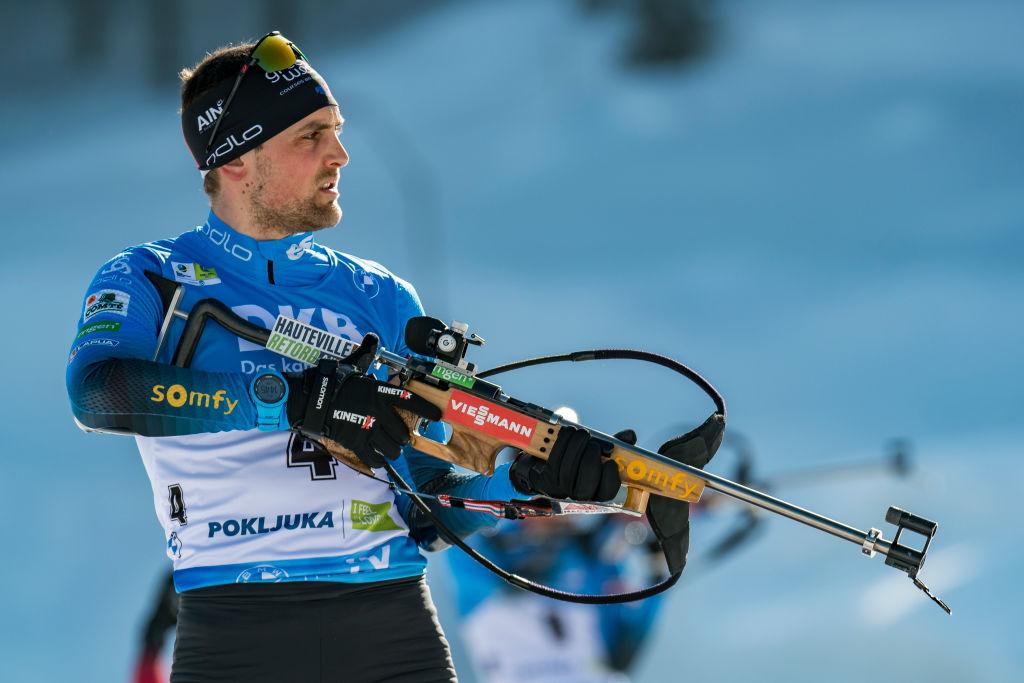 Biathlon: prima vittoria per Simon Desthieux nella Sprint di Nove Mesto