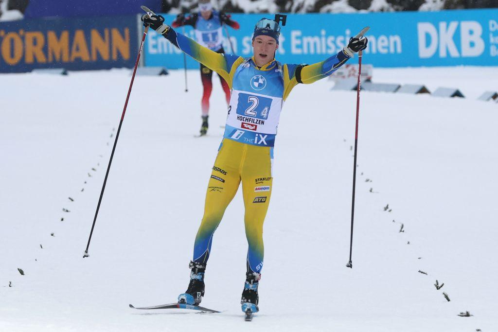 Biathlon: Samuelsson sarà in Italia per prepararsi in altitudine a giugno