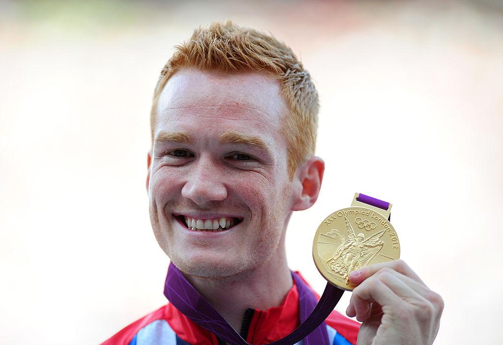 Greg Rutherford, Oro nel Salto in Lungo a Londra 2012, sale sul Bob britannico