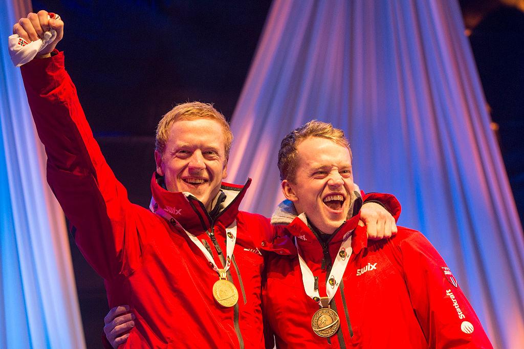 Biathlon: Johannes primo, Tarjei secondo. La Sprint è affare di famiglia. Bormolini ottimo tredicesimo.