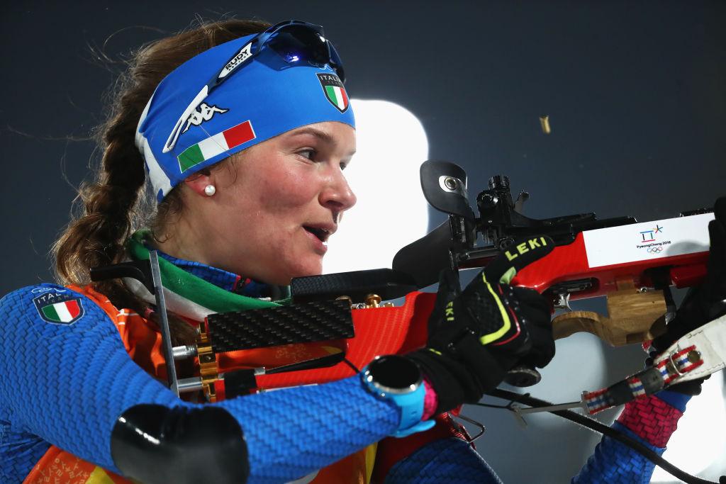 Biathlon: si ritira Nicole Gontier, due Bronzi mondiali nel suo palmares