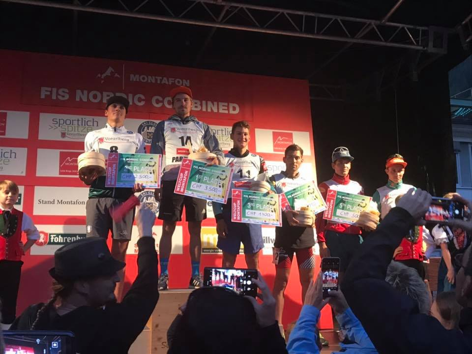 Summer Grand Prix: Samuel Costa è secondo a Montafon. Vince Riessle