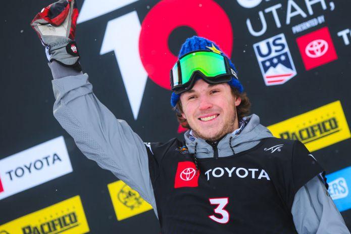 Snowboard: Corning vince il Big Air di Coppa del Mondo a Cardrona