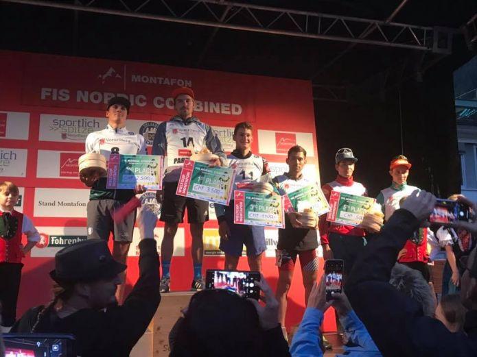 Summer Grand Prix: Samuel Costa è secondo a Montafon. Vince Riessle