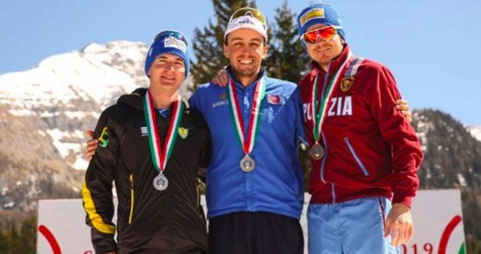 Anna Comarella e Francesco De Fabiani campioni italiani distance