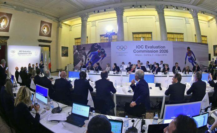 Olimpiadi 2026: la pista di Cortina e i trasporti i punti deboli secondo il CIO