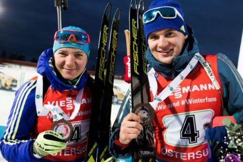 Biathlon: l'IBU riabilita i kazaki sospesi dieci mesi fa per violazioni delle norme antidoping