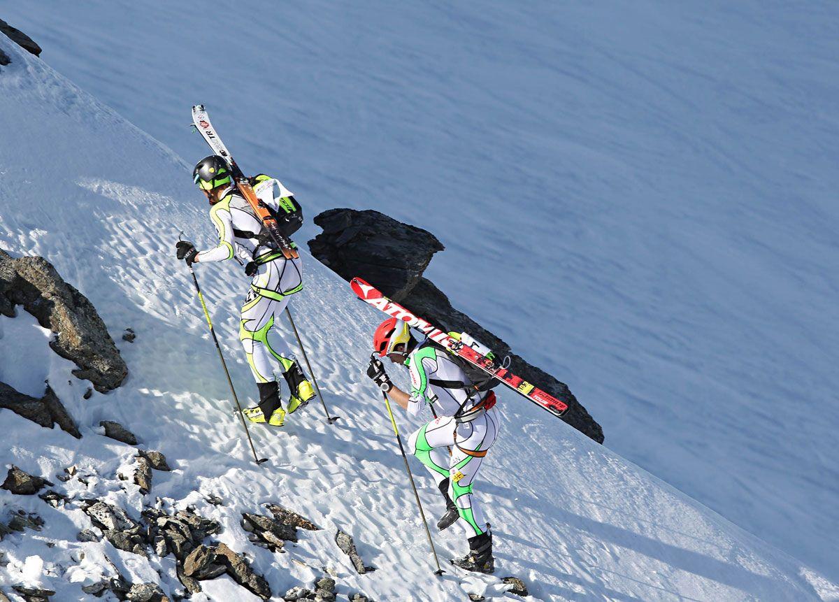 seconda tappa Tour du Rutor 2012 credit: Newspower Canon