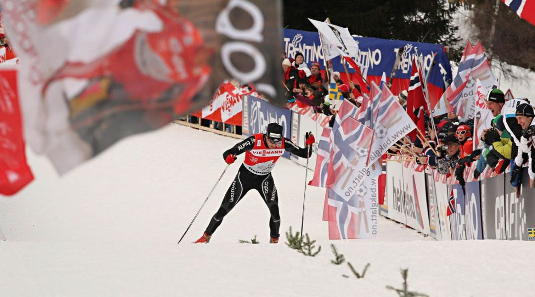 Dario Cologna tour de ski 2012