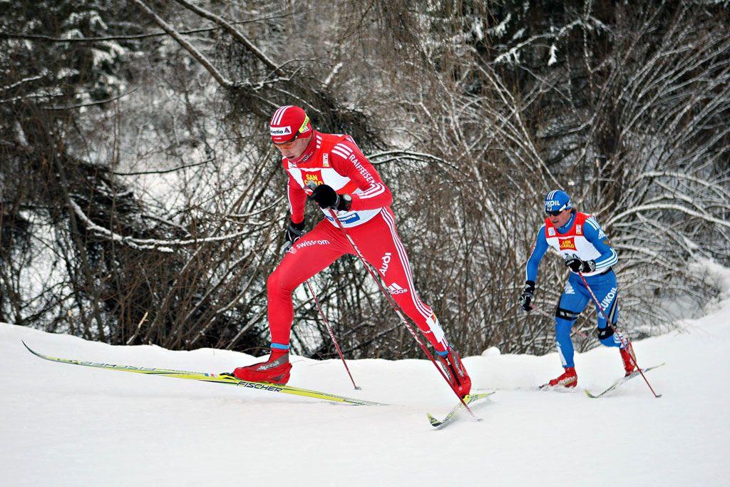 Tour di Ski 2009 © Newspower Canon