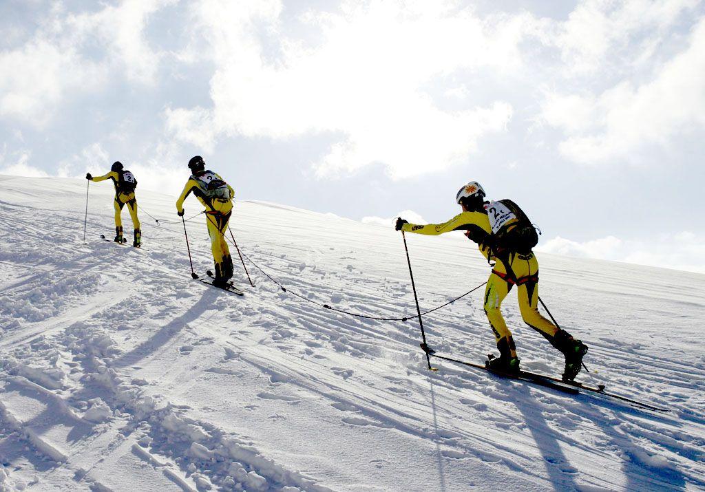 Giacomelli Troillet Pellissier, Vincitori dell'edizione 2007 del Trofeo Mezzalama