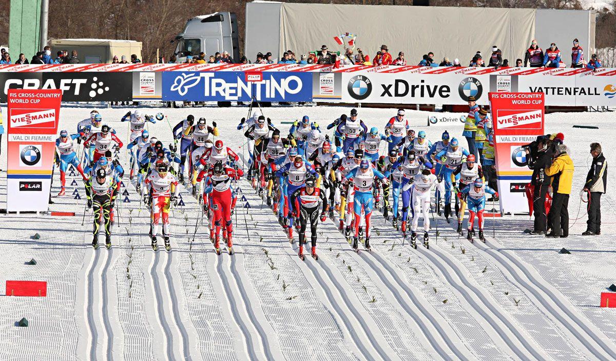 Tour de Ski 2012