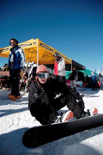 snowpark playdays 2008 (© Spiagames)