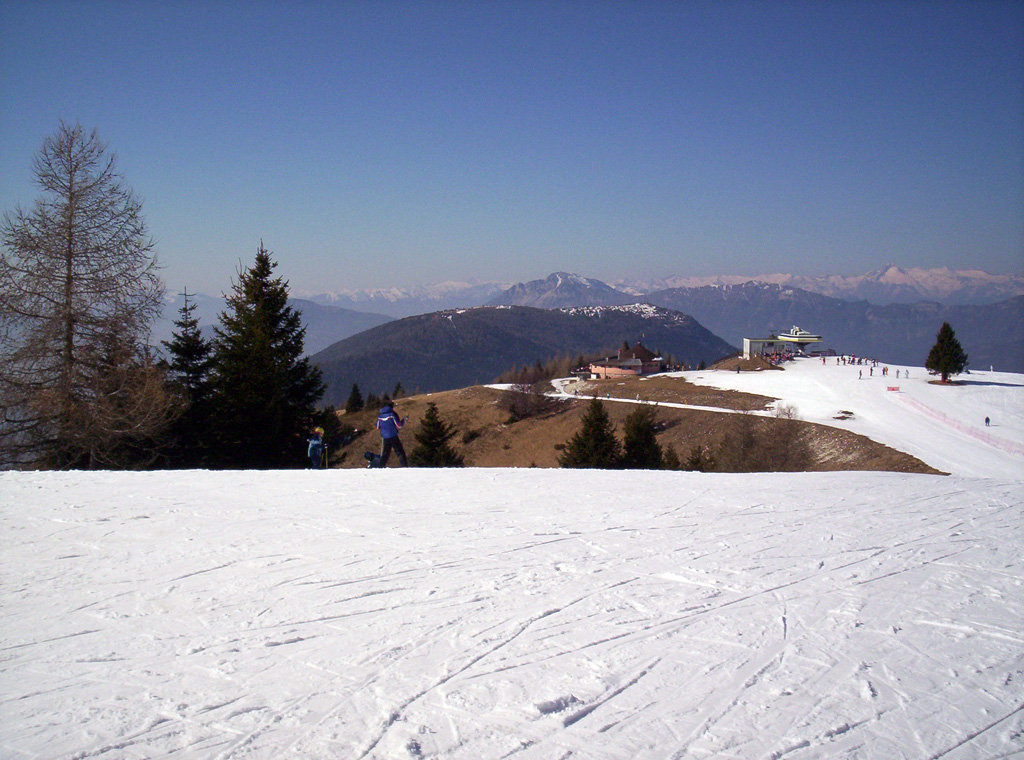 carnevale sulla neve