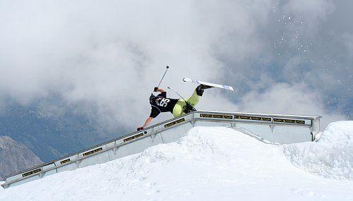 Snowpark easycamp stelvio