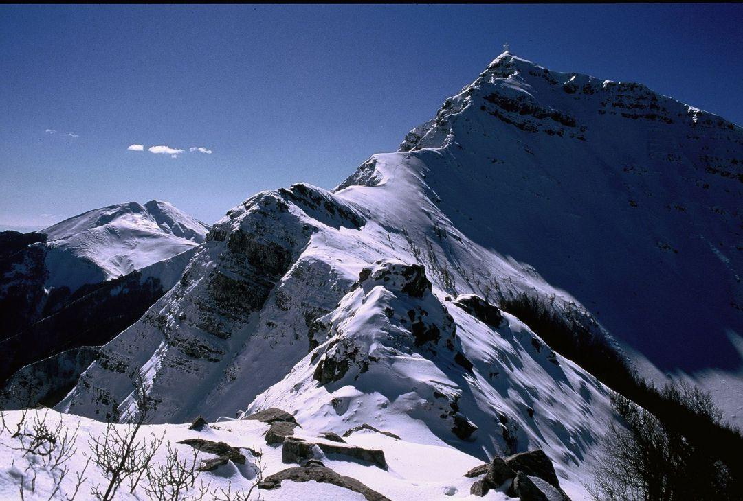 Il monte Corno alle Scale