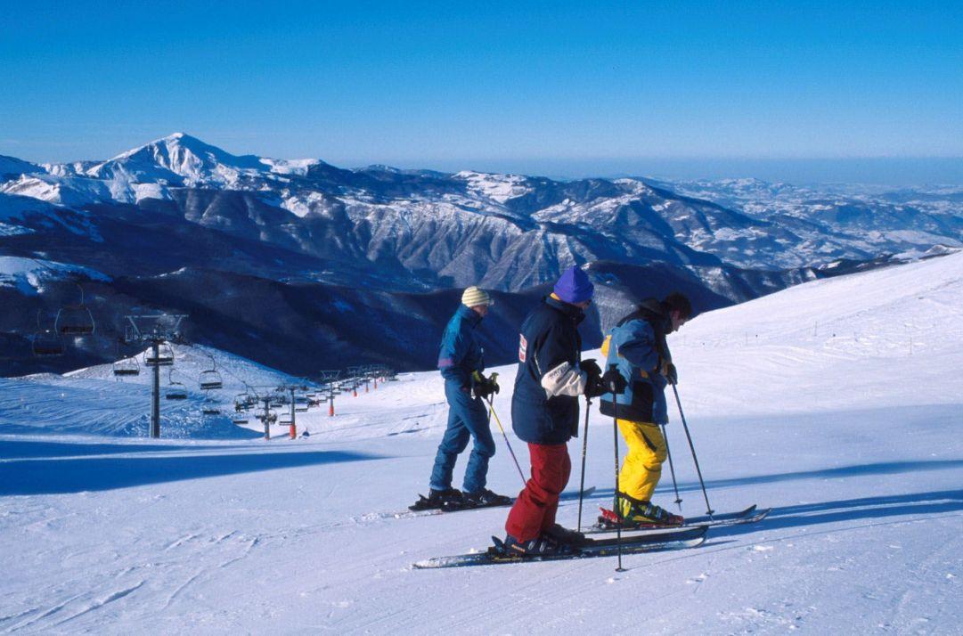 Piste da sci al Corno alle Scale