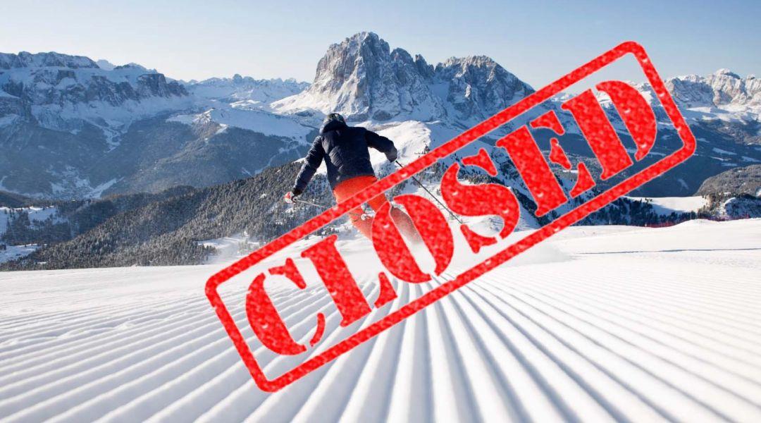 Aggiornamento Coronavirus, paese per paese la fine della stagione dello sci