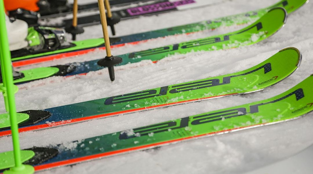 Passo del Tonale, 29 febbraio e 1 marzo ski test Elan
