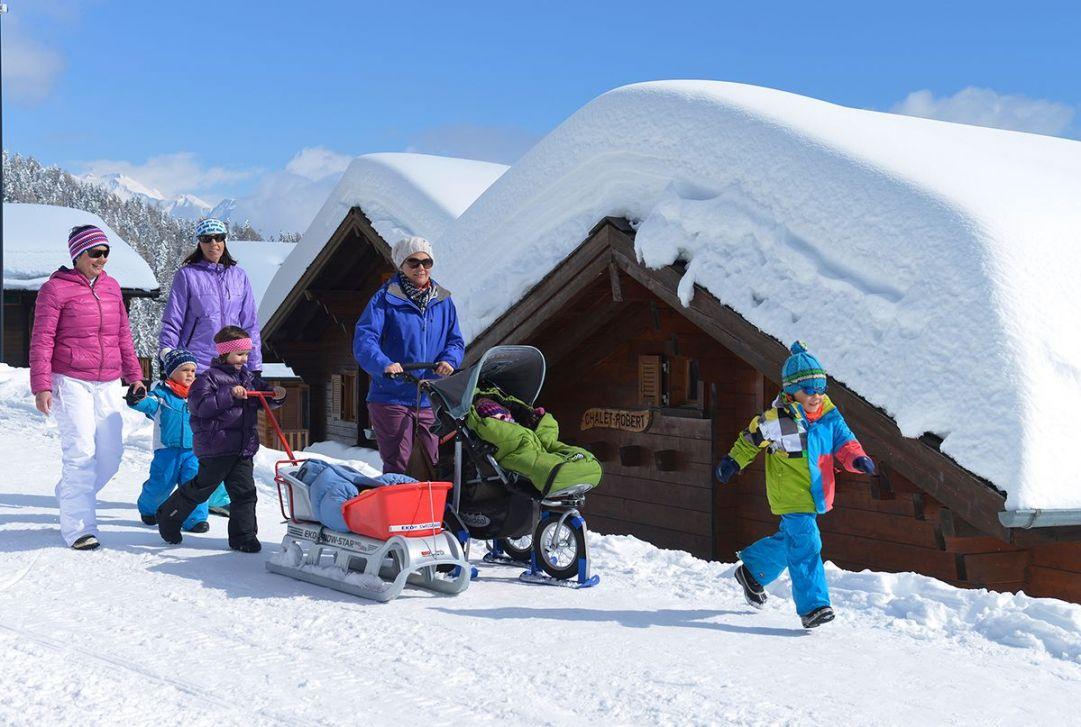 Sciare in famiglia Bettmeralp
