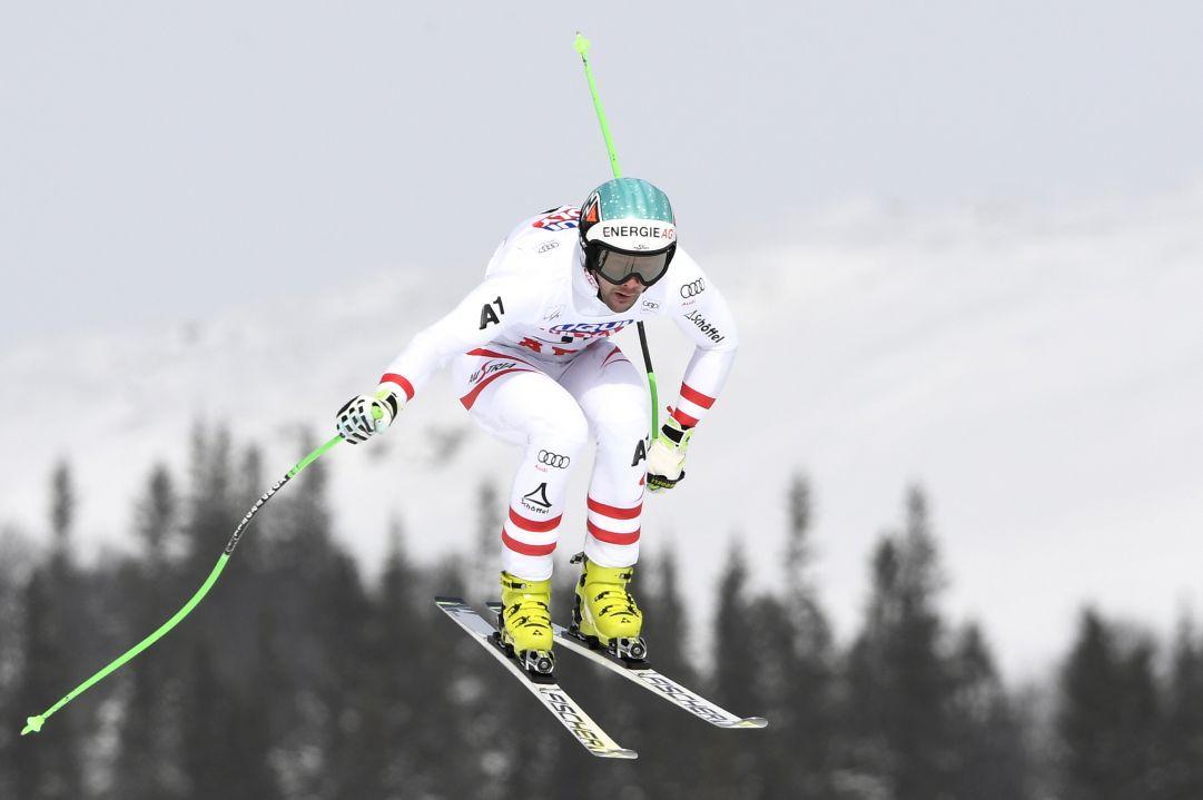 Vincent Kriechmayr vince il superG di Åre. Secondo Christof Innerhofer