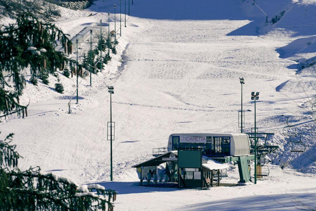 Prato Nevoso apre gli impianti per atleti e sci club