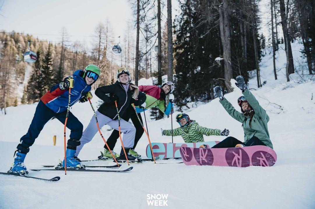 Snow Week inaugura la stagione invernale a Marilleva dal 4 all'8 dicembre