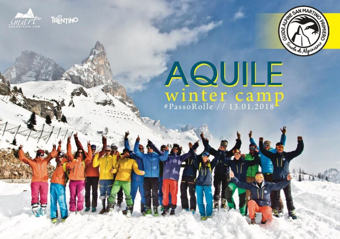 aquile Winter Camp
