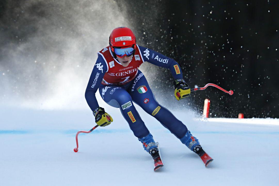 DH Garmisch, Federica Brignone: 'È una stagione incredibile per me'