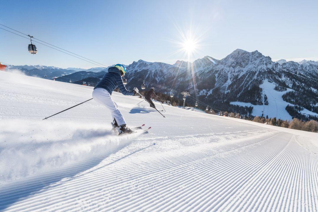 L'Alto Adige ci ripensa: niente sci dal 18 gennaio