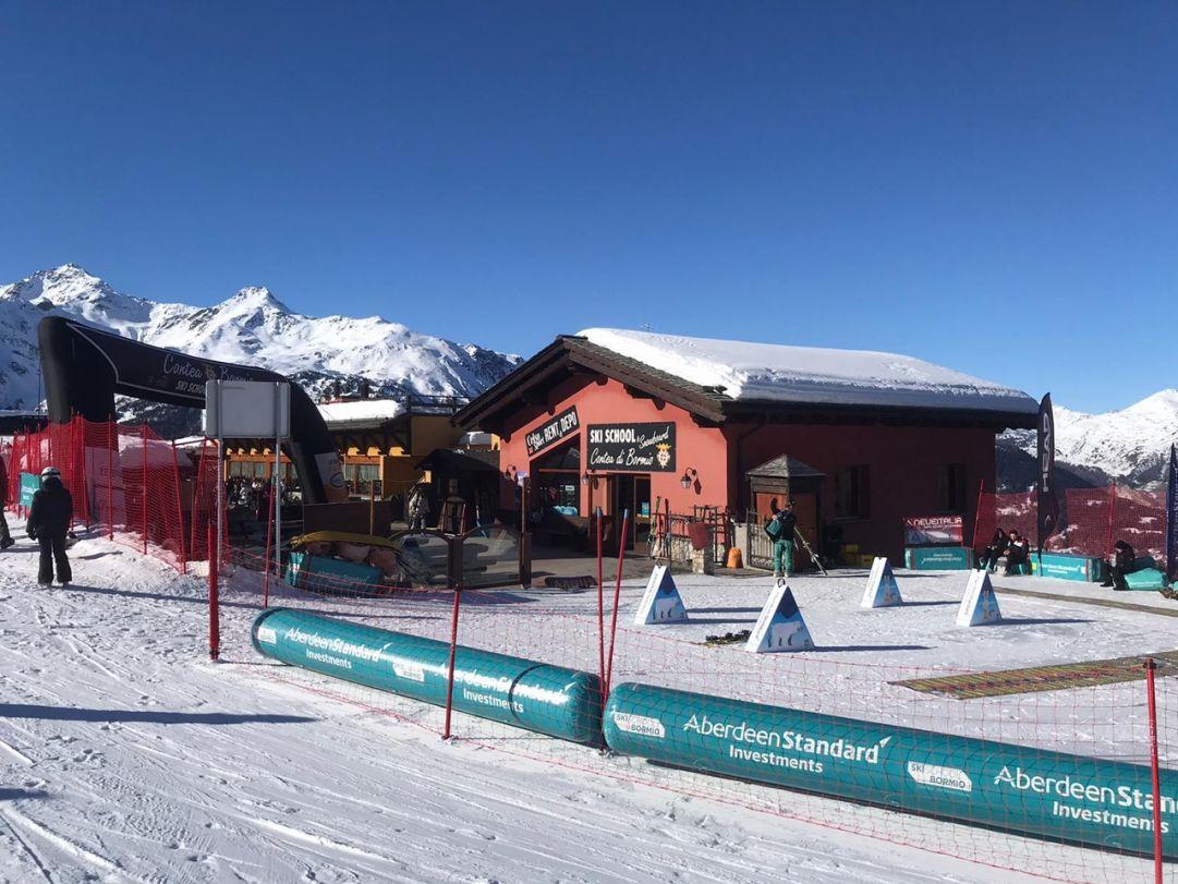 La prima stagione della nuova Ski School Bormio è un successo di eventi e partecipazione.