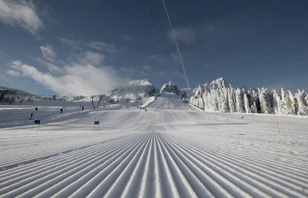 Paao Monte Croce apre le piste da sci