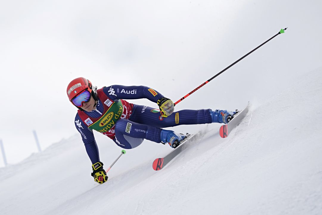 GS Sölden, Federica Brignone: 'È mancato poco per la vittoria, ma sono contenta'
