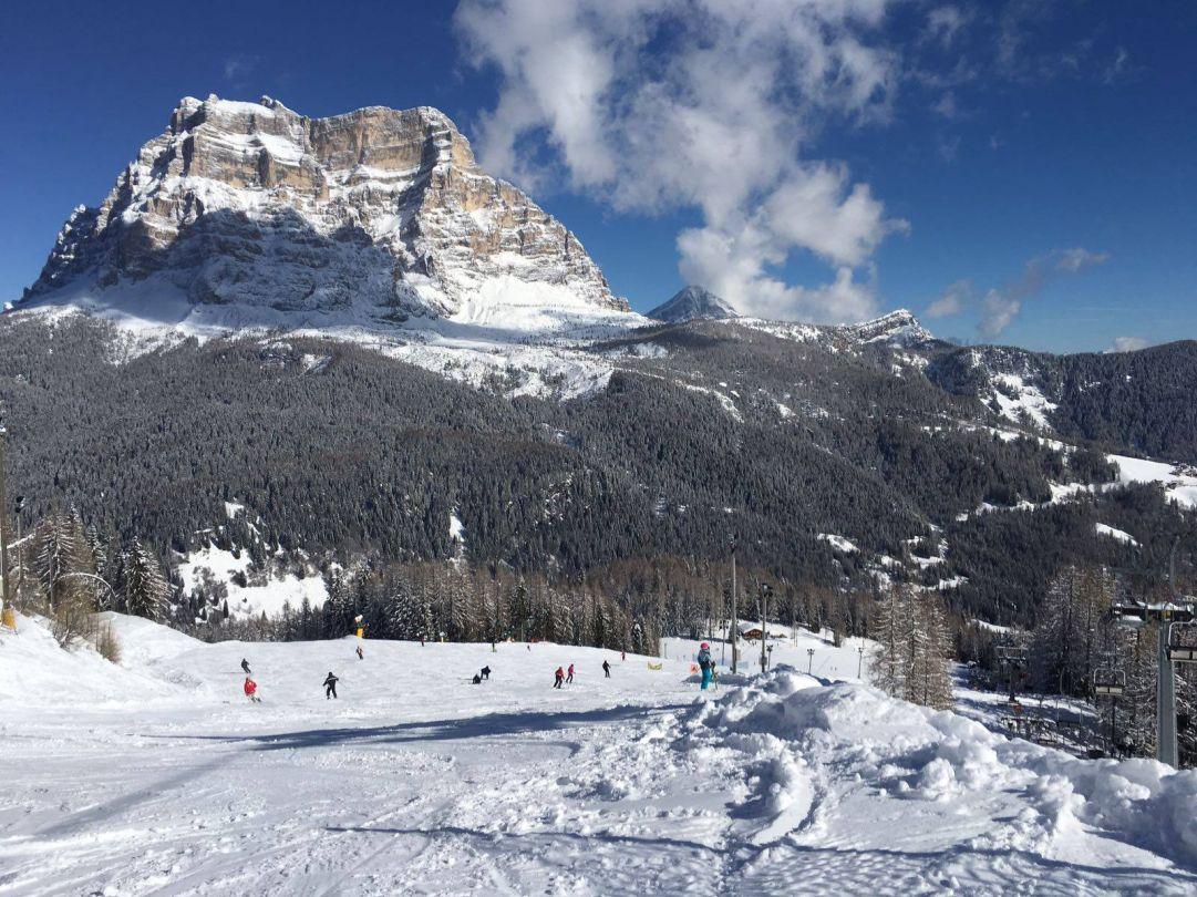 Da Cortina alla Val di Zoldo. I comprensori del Veneto preparano le piste per gli atleti