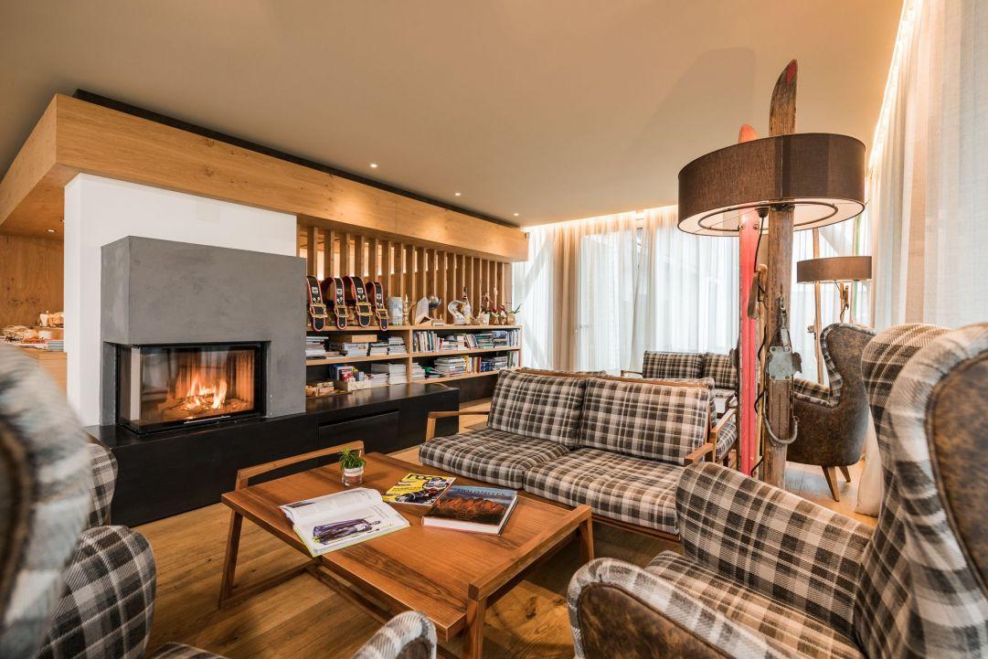 Al Mölgg Dolomites Residence una giornata sulla neve è gratis