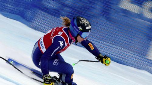 Nicole Schmidhofer vince la seconda discesa libera femminile di Lake Louise. Primo podio per Francesca Marsaglia