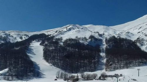 #GOPROMTNGAMES: Let it snow in Molise!