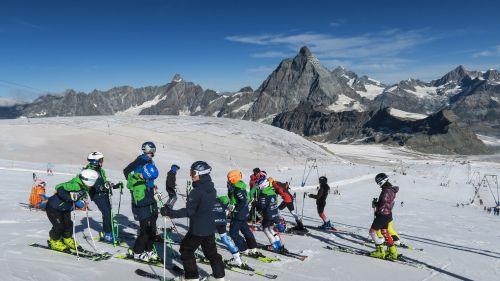 Il 12 giugno inizia la stagione dello sci estivo a Cervinia