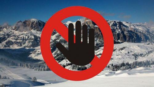 Coronavirus. Dal 10 marzo chiudono gli impianti di risaliti del Dolomiti Superski