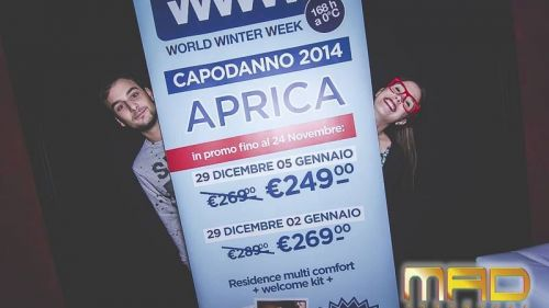 Capodanno ad Aprica con World Winter Week