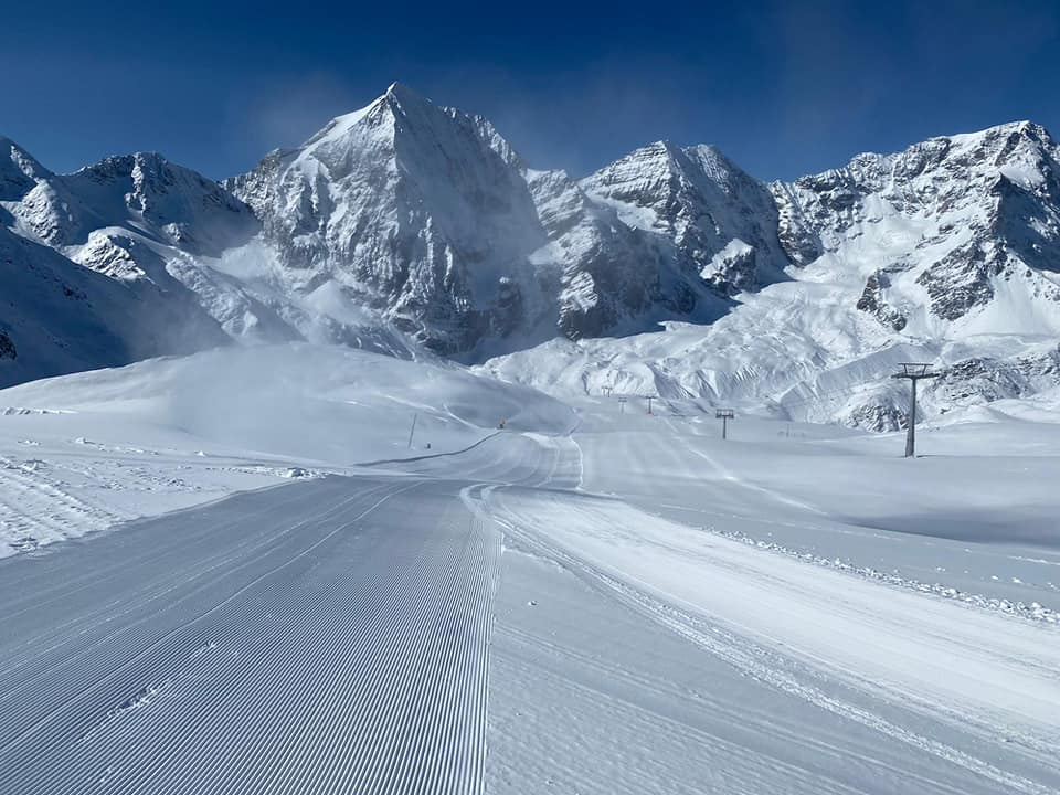 Dal 23 ottobre si scia a Solda. Ecco quali saranno le misure anti-covid