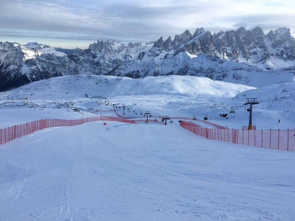 La Coppa del Mondo di sci alpino ai tempi del covid
